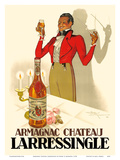Armagnac Chateau Larressingle - French Brandy