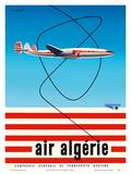 """Air Algérie - Lockheed L-1049 Super Constellation """"Connie"""""""