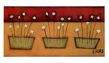 Flores du Campo Reproduction d'art par H. Alves