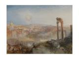 Modern Rome - Campo Vaccino  1835