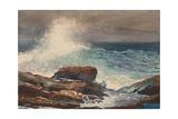 Incoming Tide  Scarboro  Maine  1883