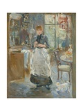 In the Dining Room  1886