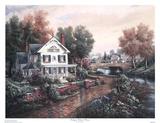 Vintage Island Home