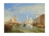 Venice: the Dogana and San Giorgio Maggiore  1834