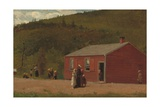 School Time  1874