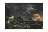 The Shipwreck  1772