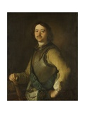 Peter the Great  Tsar of Russia  1700-25