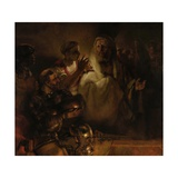 The Denial of St Peter  1660