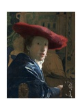 Girl with the Red Hat  C 1665-66