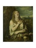 Penitent Mary Magdalene  C 1550-80