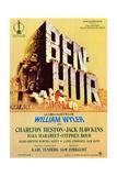 Ben-Hur  Spanish Poster Art  1959