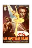 The Red Shoes  (aka Las Zapatillas Rojas)  Moira Shearer  Anton Walbrook  1948