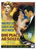A Place in the Sun  (aka Une Place Au Soleil)  1951