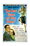 The Best Years of Our Lives  Dana Andrews  Teresa Wright  Virginia Mayo  1946