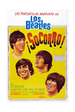 Help!  Argentinean Poster Art  The Beatles  1965