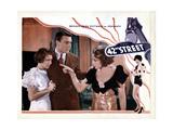 42nd Street  from Left  Ruby Keeler  George Brent  Bebe Daniels  1933