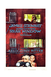Rear Window  Grace Kelly  James Stewart  1954