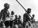 The Seven Samurai  (aka Shichinin No Samurai)  1954