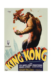 King Kong  King Kong on Poster Art  1933