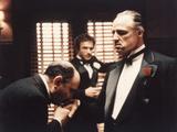 The Godfather  Salvatore Corsitto  James Caan  Marlon Brando  1972
