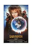 Labyrinth  from Top: David Bowie  Jennifer Connelly  1986