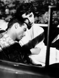 A Place in the Sun  from Left  Montgomery Clift  Elizabeth Taylor  1951