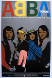 Abba: the Movie  Poster  Abba  1977