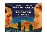 To Catch a Thief  from Left: Cary Grant  Grace Kelly  1955