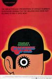 A Clockwork Orange  Poster  1971