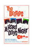 A Hard Day's Night  the Beatles  1964