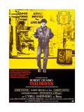 Taxi Driver  German Poster Art  Robert De Niro  1976