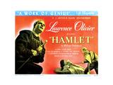 Hamlet  Laurence Olivier  Eileen Herlie  1948