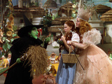 The Wizard of Oz  Margaret Hamilton  Judy Garland  Billie Burke  1939