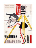 The Man with a Movie Camera  1929