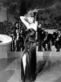 Gilda  Rita Hayworth  1946  'Put the Blame on Mame'