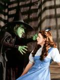 The Wizard of Oz  Margaret Hamilton  Judy Garland  1939