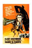 Magnum Force  (AKA Harry El Fuerte)  Clint Eastwood  1973