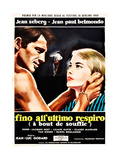 Breathless  (aka a Bout De Souffle aka Fino All'Ultimo Respiro)  1960