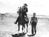 The Searchers  Natalie Wood  John Wayne  Jeffrey Hunter  1956
