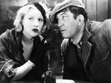 The Informer  from Left: Margot Grahame  Victor Mclaglen  1935