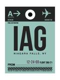 IAG Niagara Falls Luggage Tag II