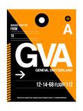 GVA Geneva Luggage Tag II