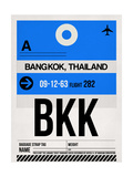 BKK Bangkok Luggage Tag II