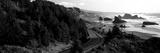 Highway Along a Coast  Highway 101  Pacific Coastline  Oregon  USA