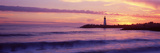 Lighthouse on the Coast at Dusk  Walton Lighthouse  Santa Cruz  California  USA