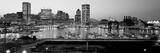 Inner Harbor  Baltimore  Maryland  USA