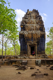 Temple of Prasat Neang Khmau  Dated 9th to 12th Century  Temple Complex of Koh Ker