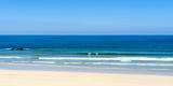 Gwithian Beach in Cornwall  England  United Kingdom  Europe