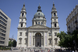 St Stephen's Basilica  the Largest Church in Budapest  Hungary  Europe