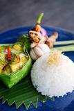 Thai Yellow Curry  Thailand  Southeast Asia  Asia